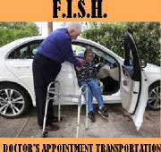 F.I.S.H. Drives folks to doctors' appointments